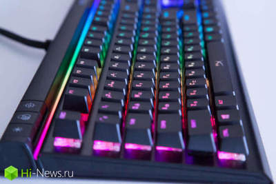 Gra Disco: A Review of klawiaturze HyperX Alloy Elite RGB